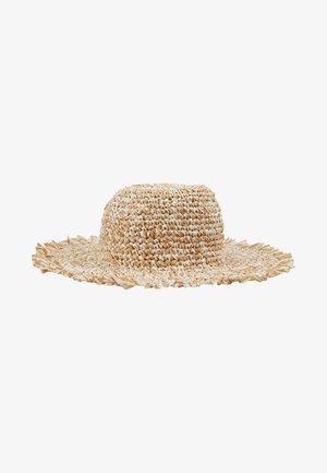 MIX WALDEN HAT - Hoed - nature