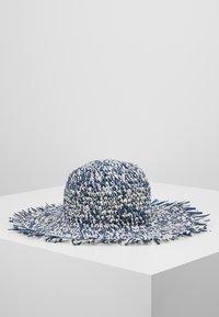 Becksöndergaard - MIX WALDEN HAT - Hatt - medieval blue - 1