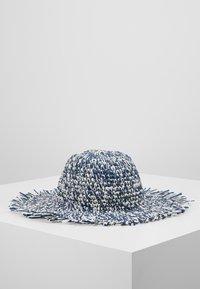 Becksöndergaard - MIX WALDEN HAT - Hatt - medieval blue - 0
