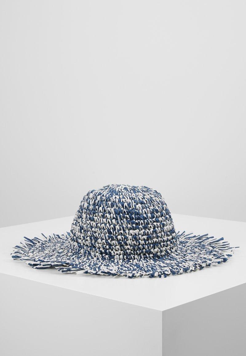 Becksöndergaard - MIX WALDEN HAT - Hatt - medieval blue