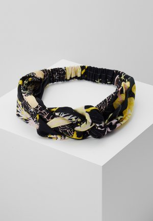SEABED HAIRBAND - Hair styling accessory - black