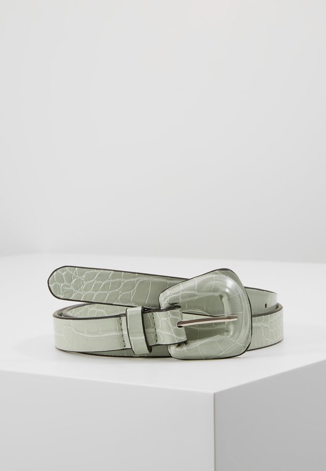 BRIGHTY BELT - Belt - silt green