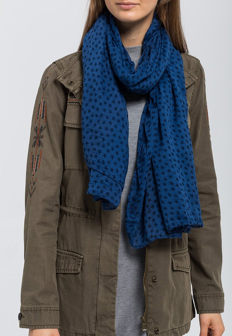 Becksöndergaard - Sjal - monaco blue