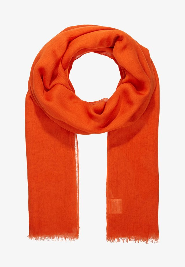 SHIKI - Sjaal - blazing orange