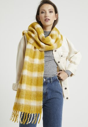ISOBELL SCARF - Sjal - golden yellow
