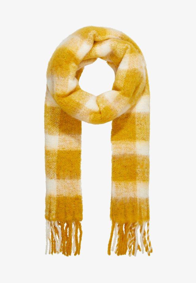 ISOBELL SCARF - Huivi - golden yellow