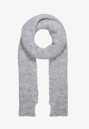 JANU MIX SCARF - Scarf - light grey melange