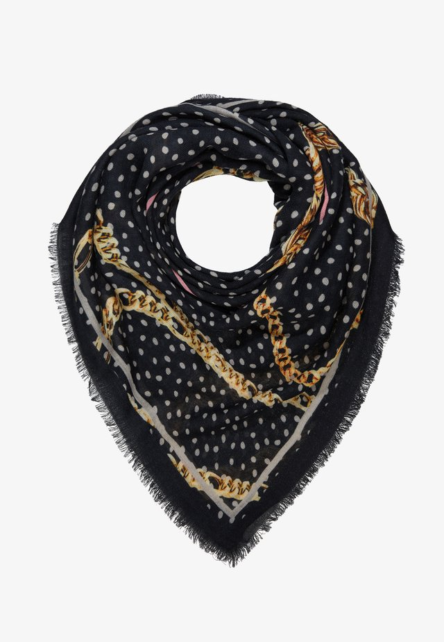 HARLY SCARF - Chusta - black
