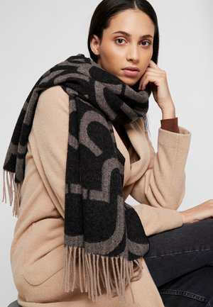 DEVON SCARF - Szal - grey