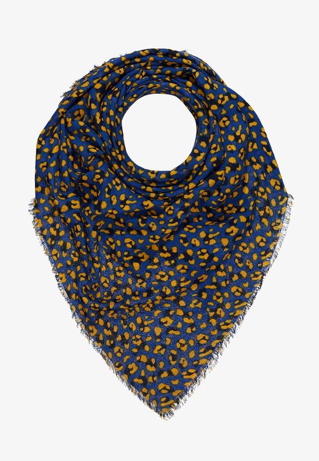 LINORA SCARF - Šátek - blue