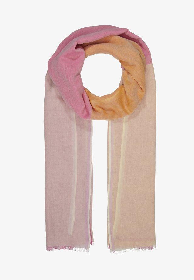 VIKKO COWEA SCARF - Sjal / Tørklæder - rose