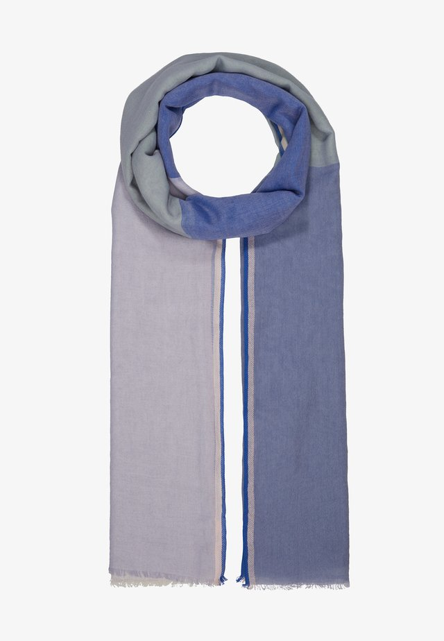 VIKKO COWEA SCARF - Schal - blue