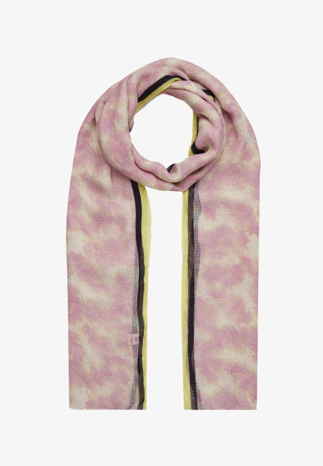FEATHER MODA SCARF - Bufanda - rose