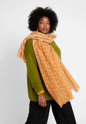 BESLEO WIRA SCARF - Tuch - orange
