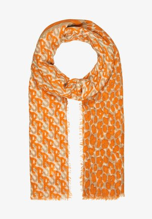 BESLEO WIRA SCARF - Scarf - orange