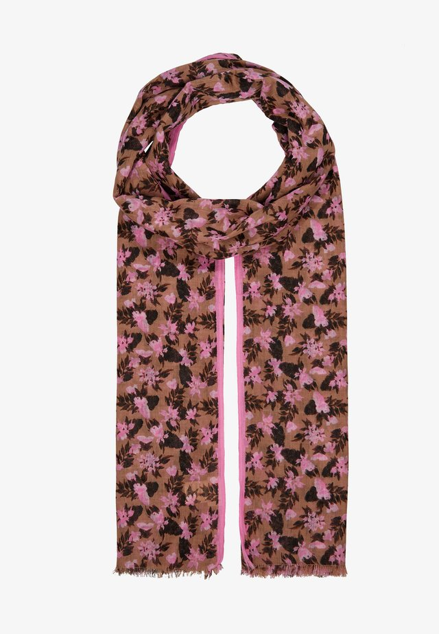 LOON CIA SCARF - Schal - adobe rose