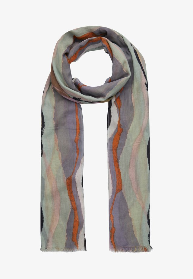 TIE DYE SCARF - Sjal - multi color
