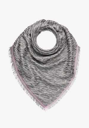 MILLE COLUR SCARF - Tuch - grey