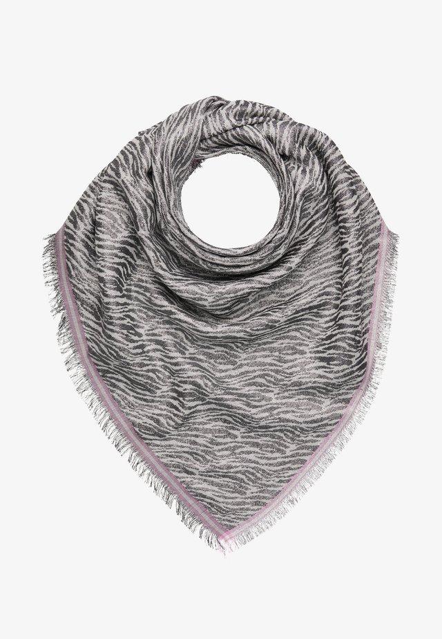 MILLE COLUR SCARF - Huivi - grey