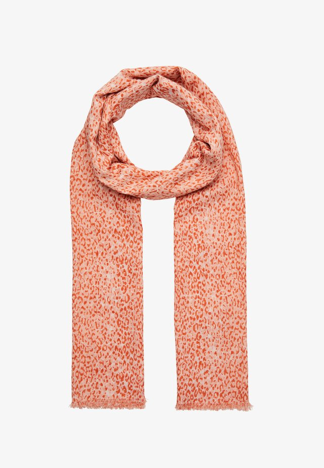WATERLEO CORGA SCARF - Schal - tropical peach