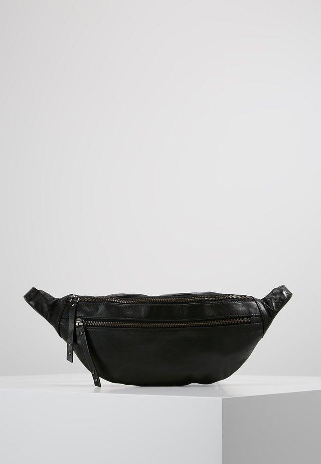 BELLY - Bæltetasker - black