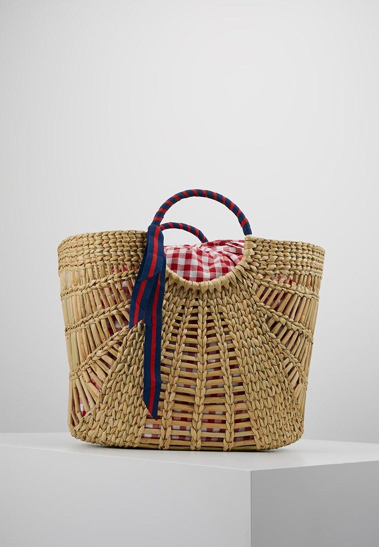 Becksöndergaard - CYRA BAG - Handbag - beige
