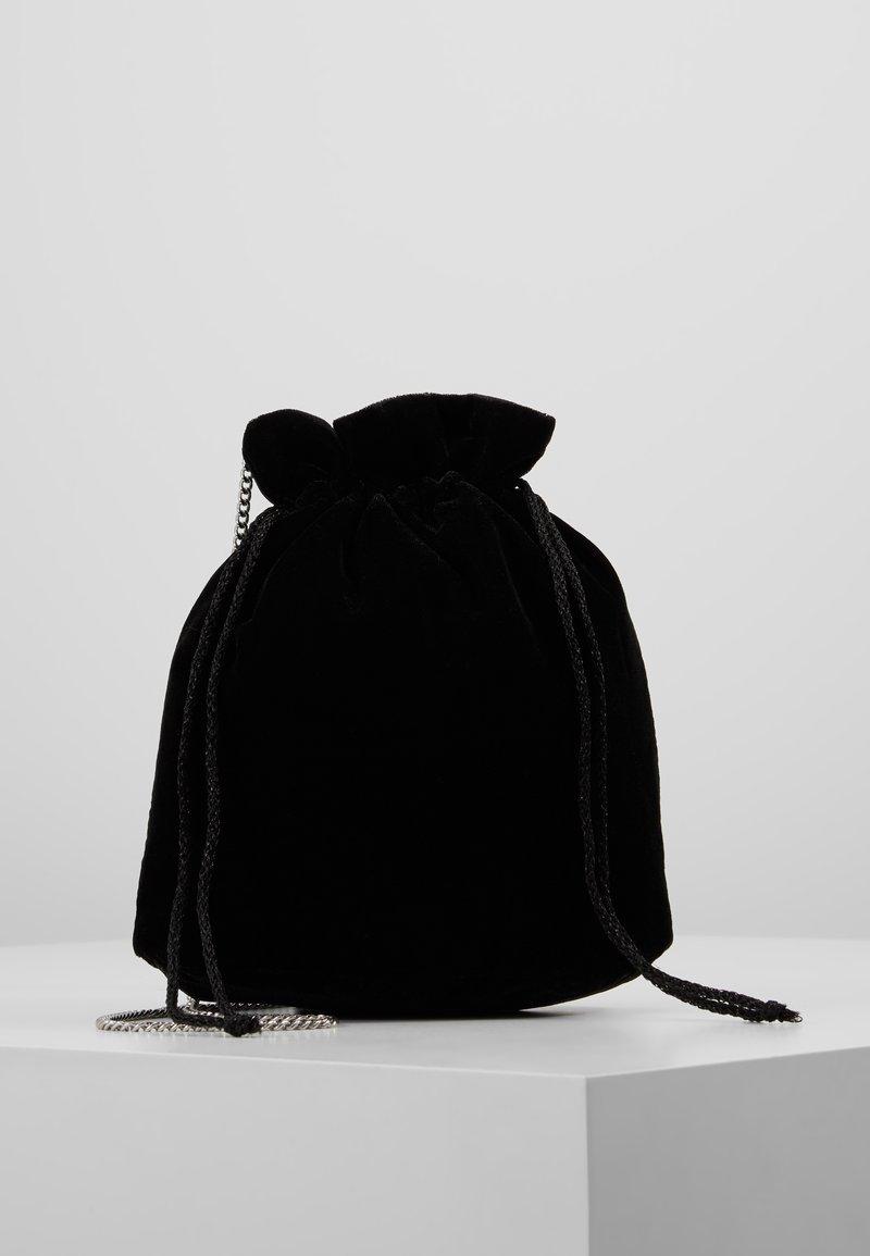 Becksöndergaard - DREAM TORA BAG - Taška spříčným popruhem - black
