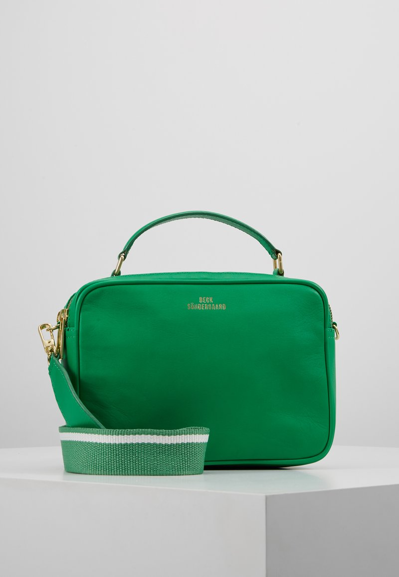 Becksöndergaard - FEELS BAG - Handväska - fern green