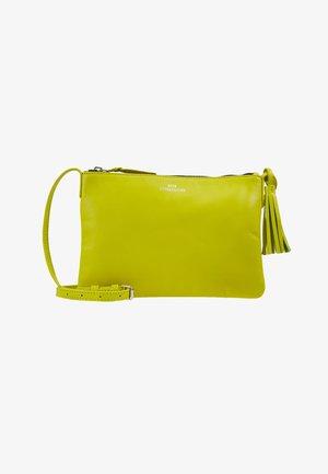 LYMBO - Across body bag - neon green