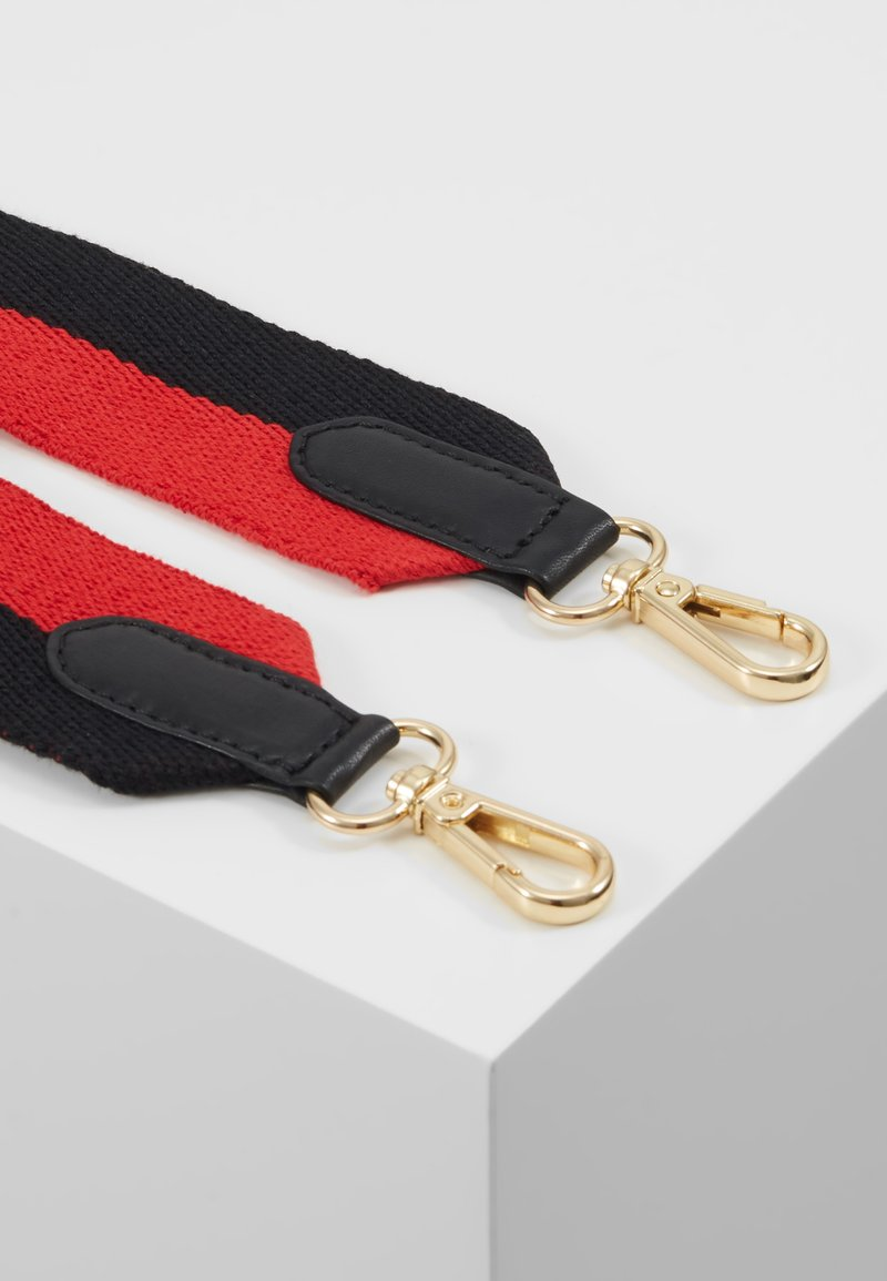 Becksöndergaard - DIVIDE STRAP - Handbag - red