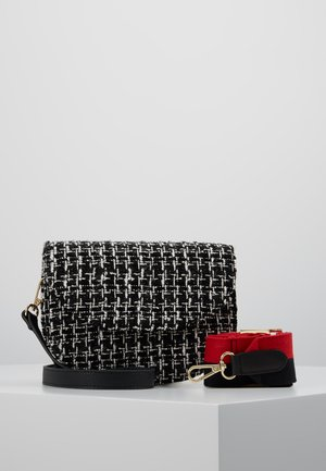 HEDA MACI BAG - Schoudertas - black