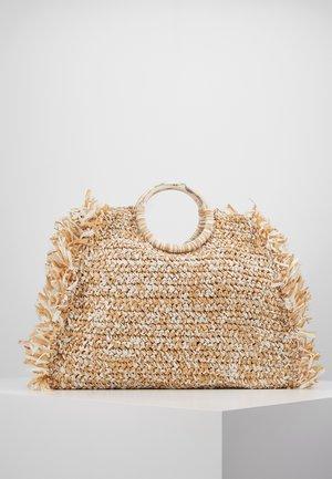 MIX FALKA BAG - Tote bag - nature