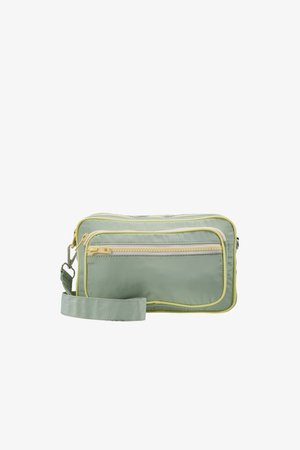 MOLLY BAG - Schoudertas - silt green