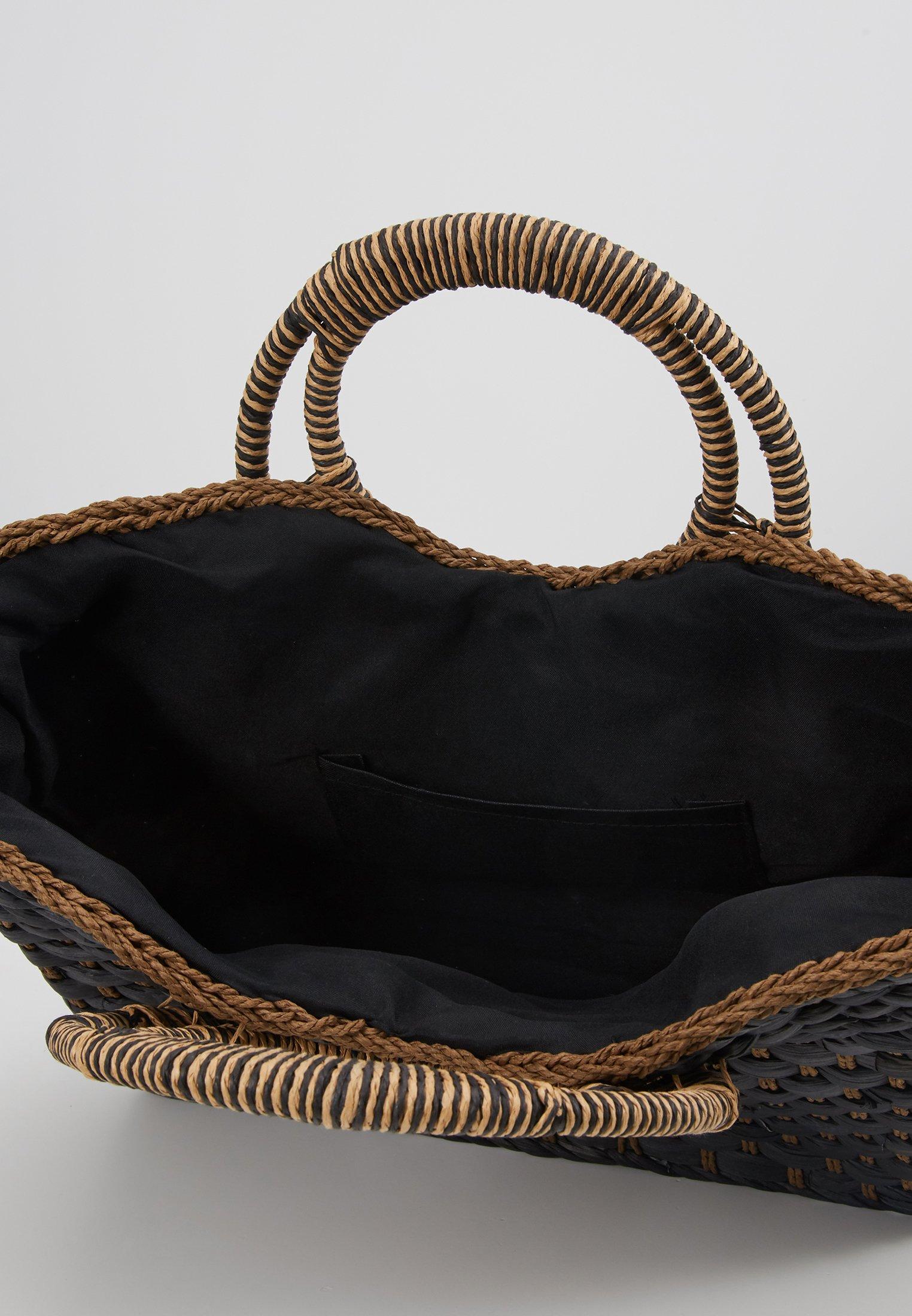Becksöndergaard Ani Basket Bag - Sac À Main Black TAVMEr1