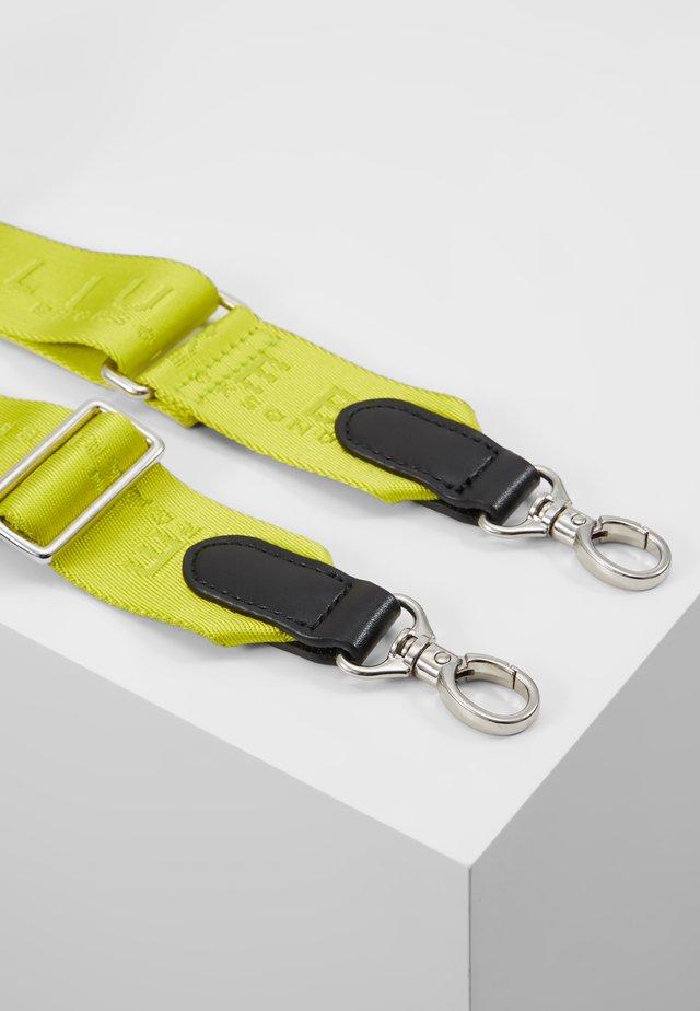 BECKI LOGO STRAP - Övrigt - neon green