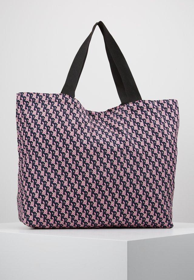 BESRA FOLDABLE BAG - Torba na zakupy - pink