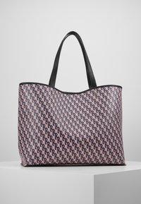 Becksöndergaard - BESRA LOTTA BAG - Shopping bag - pink - 0