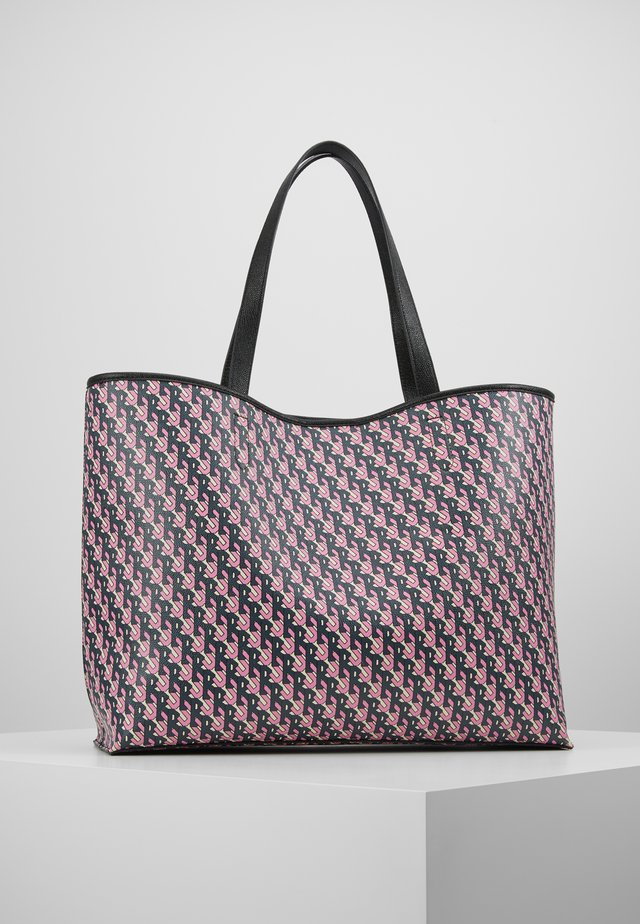 BESRA LOTTA BAG - Shopping bag - pink