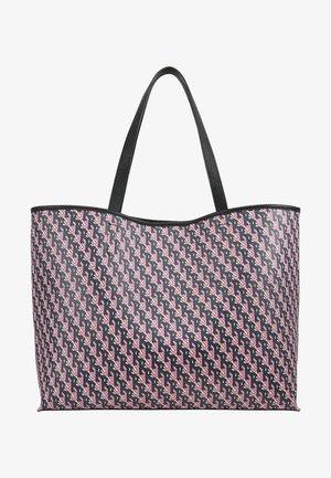 BESRA LOTTA BAG - Shoppingveske - pink