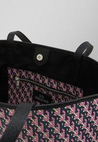 Becksöndergaard - BESRA LOTTA BAG - Shopping bag - pink - 4