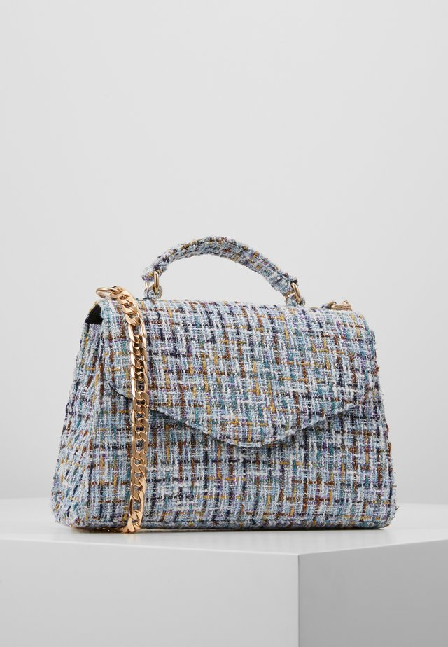 LORA PETIT MALERY BAG - Schoudertas - dusty blue