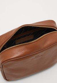 Becksöndergaard - LULLO RUA - Across body bag - brownie - 4