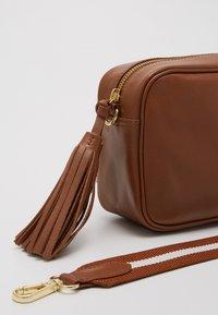 Becksöndergaard - LULLO RUA - Across body bag - brownie - 2