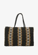 STRANDY BAG - Shopping bag - black