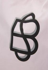Becksöndergaard - SOLID FOLDABLE BAG - Tote bag - crystal pink - 2