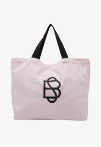 Becksöndergaard - SOLID FOLDABLE BAG - Tote bag - crystal pink - 1