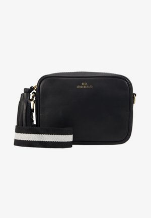 LULLO RUA  - Across body bag - black