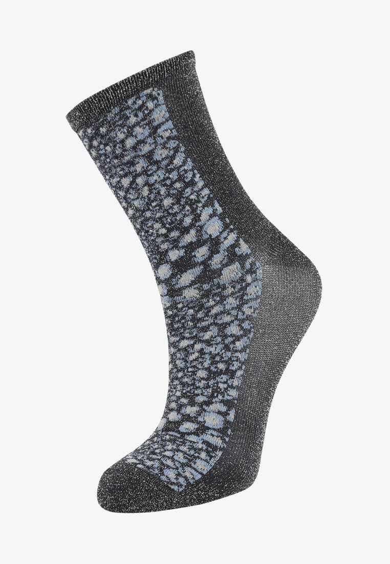 Becksöndergaard - DAGMAR LEO - Calcetines - dusty blue