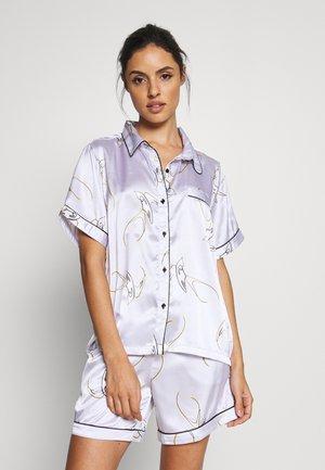 SPARROW  - Pyjamas - lavender blue
