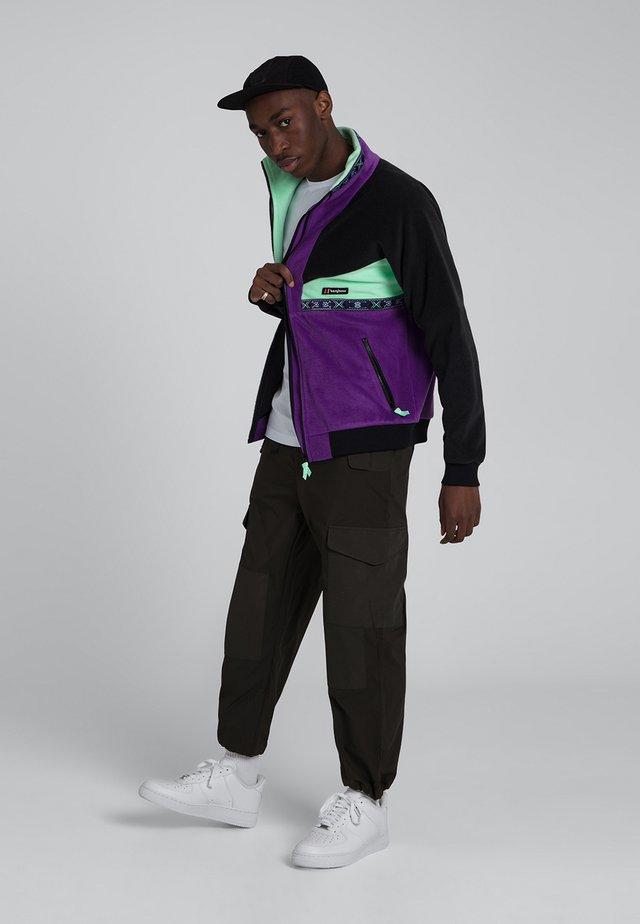 TRAMANTANA 91 - Fleece jacket - purple